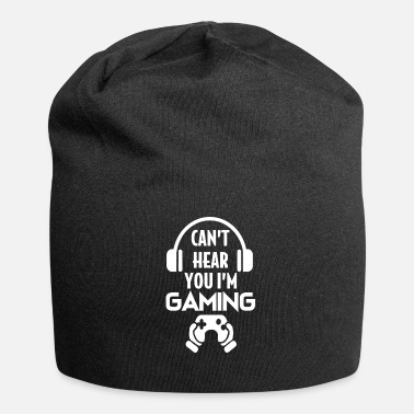 Headset Gaming Headset - Jersey-Beanie