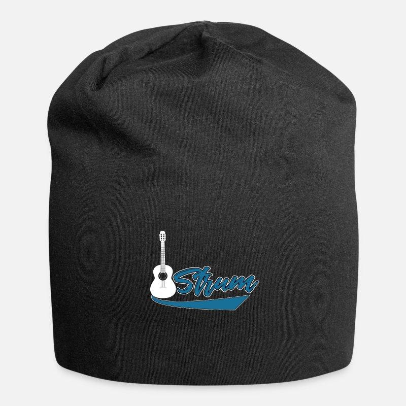 Gift Idea Caps   Hats - Shredding Schumbling Strum Guitar Western - Beanie  black 83b78d8f167