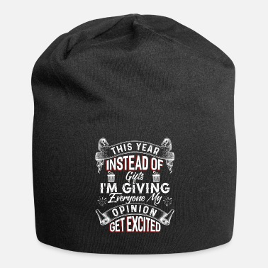 Take The Piss Out This year - Jersey Beanie