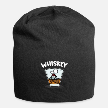 Whiskey Whiskyglas - Jersey-Beanie