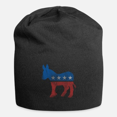 Democraat Democraat ezel Vintage - Jersey-Beanie