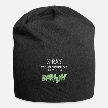 Radio X-Ray Technician Doctor Doctor Gift - Beanie in jersey