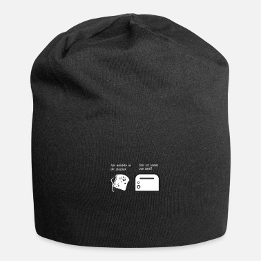 Forholdet forhold - Jersey-Beanie