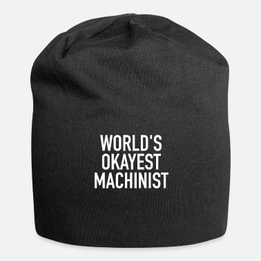 Computer-aided World's Okayest Machinist G-Code 3D Printing - Beanie