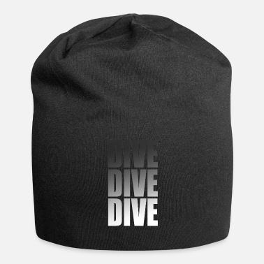 Scuba immersione - Beanie in jersey