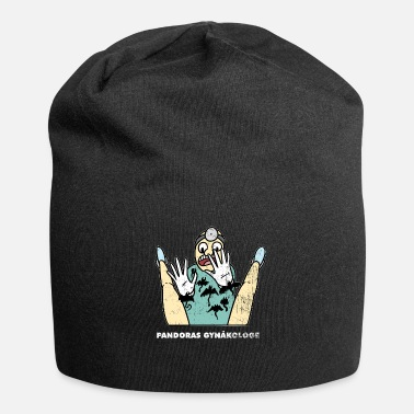 Salute Regalo medico ginecologo - Beanie in jersey