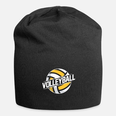 Volley Volley-ball de beach volley - Bonnet en jersey