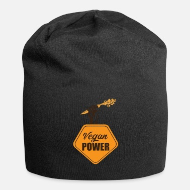Health Vegan Power Health - Beanie