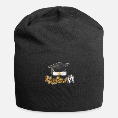 Master Mastered It - Jersey Beanie