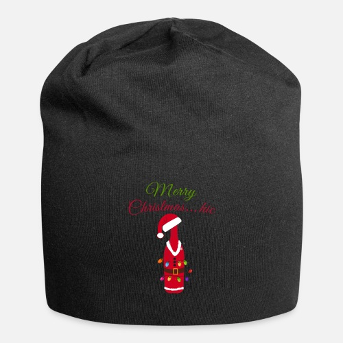 d2a73b25f1241 Wine Bottle Funny Christmas Hat Lights Xmas Von Spreadshirt