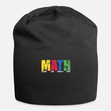 Prof De Maths Prof de maths - Bonnet en jersey