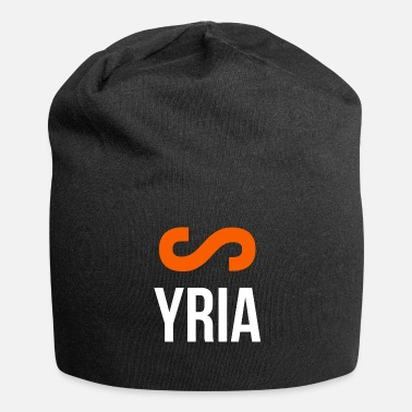 Syrie Syrie Syrie - Bonnet en jersey