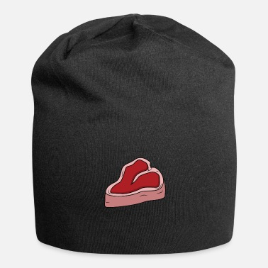 Butcher Steak lover gift butcher butcher T-Bone - Beanie