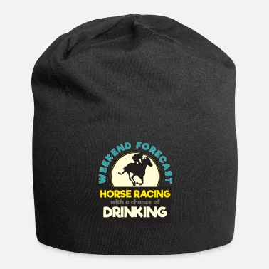 Horse Weekend Forecast Horse Racing - Beanie