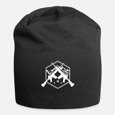 Shooting Club Rifle shooting club paintball gift - Beanie