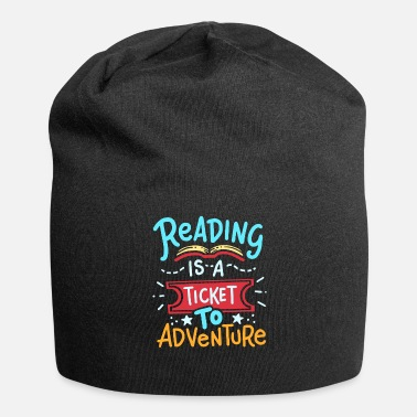 Read Read reading - Beanie
