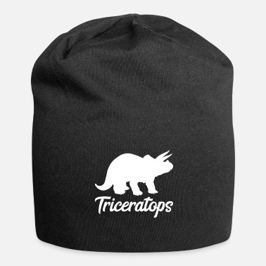 Tricep Triceratops Triceps Dinosaur Gift Dino - Beanie