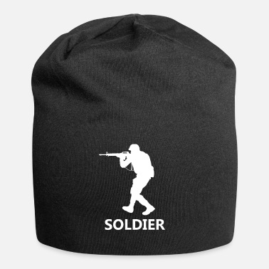 Soldier Of Fortune Soldier - Jersey Beanie