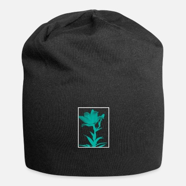 Lilies lily - Jersey Beanie