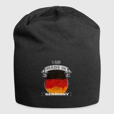 i am made in germany - Jersey-Beanie