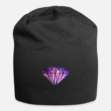 Diamanter diamant diamant - Jersey-Beanie