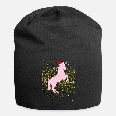 3acb4c69c1f1c Sombreros de Navidad Unicornio regalo para niños estrellas Gorra ...