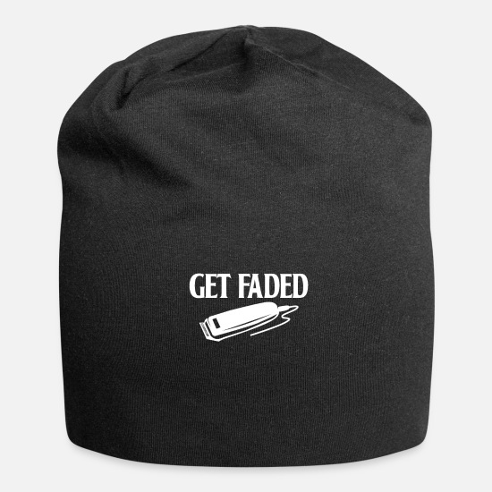 Occupation Caps & Hats - hair stylist - Beanie black