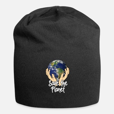 Save The Planet Save The Planet - Jersey Beanie