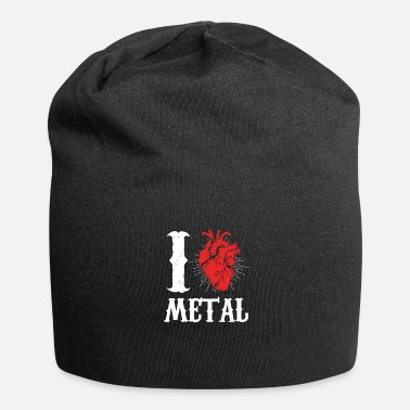 Metal Music I love Metal Music - Beanie