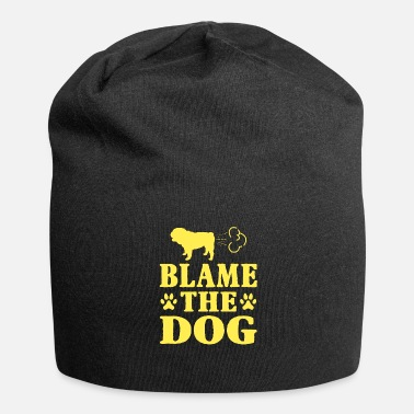 Blame Blame the dog - Jersey Beanie