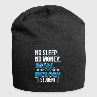 Funny Biology Shirt Biology Student - Jersey Beanie
