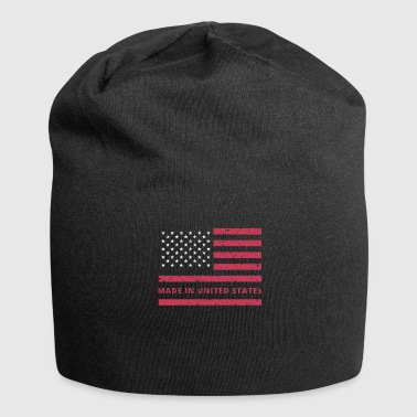 United States USA-lippu / Made in United States - Jersey-pipo