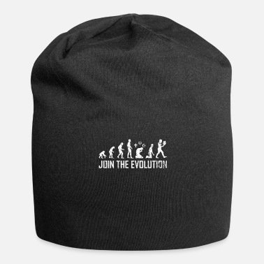 Religion Atheist Evolution Science Darwin Atheism - Jersey Beanie