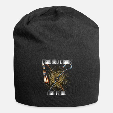 Crook Crook and flagellum - Jersey Beanie