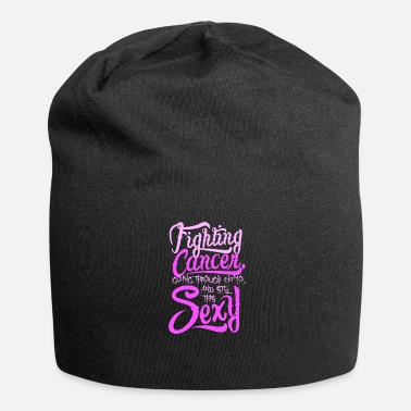 Fight Cancer Cancer Fight Shirt Tees - Jersey Beanie