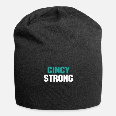 Strong Cincy Strong - Bonnet en jersey