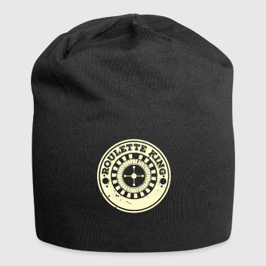 Roulette Casino Roulette King - Jersey Beanie
