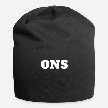 One-night-stand I Love Ons One Night Stand Sex Poppen Gift - Jersey Beanie