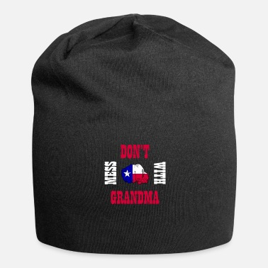 Lone Star State Don't Mess With Grandma Lone Star State Southern - Beanie