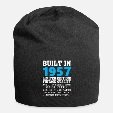 1957 Built in 1957 - Jersey Beanie
