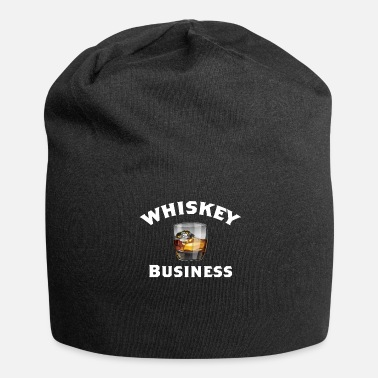 Whiskey Whiskey Funny Design - Whiskey Business - Jersey-Beanie