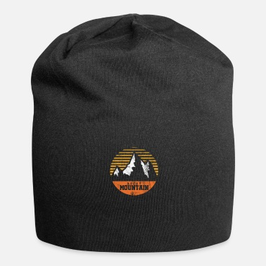 Mountains Rocky Mountain Rockies Travel Mountaineer Camping - Beanie