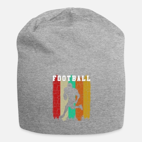 Offence Caps & Hats - football - Beanie heather grey