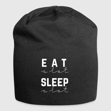 sover meget - Jersey-Beanie
