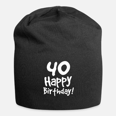 Shop 40th Birthday Caps Hats Online