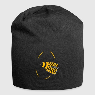 P51 NOSE BL_1711_MPLB - Jersey Beanie