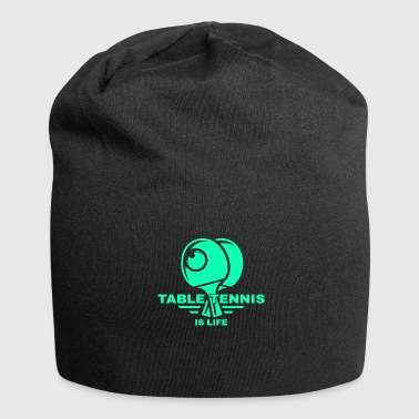 Table Tennis Paddle table tennis - Jersey Beanie