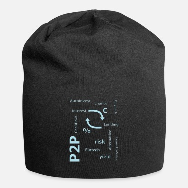 Person P2P - Person zu Person Kredit - Beanie