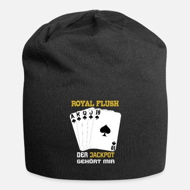 Royal Flush Royal flush jackpot - Beanie in jersey