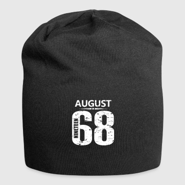 August 1968 Jersey Number - Jersey Beanie